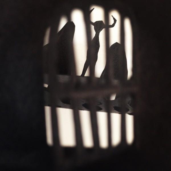 Shadowmaker puppets